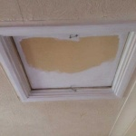 Decorating Ceiling Hatch During