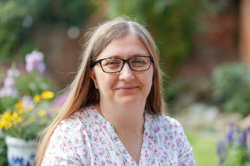 Georgina Todd project manager